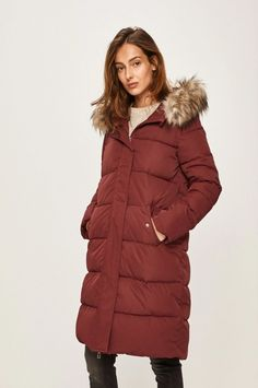 Answear - Bunda | ANSWEAR.sk Winter Jackets, Zip, Fashion, Moda, Winter Vest Outfits, La Mode, Fasion, Fashion Models, Trendy Fashion