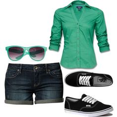 Summer, created by alejandra-14 on Polyvore