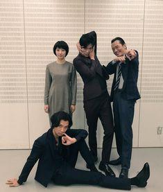 本日10月29日(日)に放送されるスペシャルドラマ『BORDER 贖罪』。2014年に放送され、とてつもない衝撃と謎を残して幕を下ろしたドラマ『BORDER』のラストシーンのその先の物語が、3年の時を経てついに明らかになる。 ©テレビ朝日そんな同作の主人公は、頭部 Shun Oguri, Sag Ja, Types Of Guys, Drama Movies, Fan Art, Japanese, Actresses, Poses, Mood