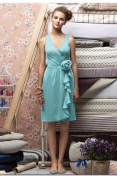 Lelah rose spa dress