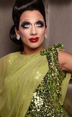 Bianca Del Rio! Third season in a row that my favorite has won RuPaul's Drag Race.