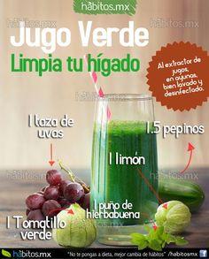 Hábitos Health Coaching |   JUGO DE VEGETALES LIMPIA TU HÌGADO