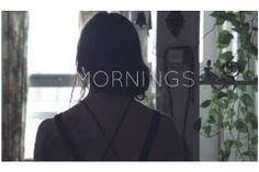 """Nice movie, and vinyasa yoga sequence - part of the """"Mornings"""" series by Viktor Cahoj and Devon Burns"""
