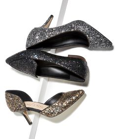 Turn heads in these glittering shoes by Sole Society