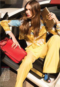 Maria Palm by Alexander Neumann for Vogue Mexico April 2014