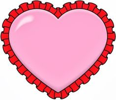 CLIP ART 38 - Betiana 3 - Picasa Web Albums Valentine Wishes, Valentines Day Hearts, Happy Valentines Day, Birthday Logo, Cat Clipart, Hearts And Roses, Heart Template, Heart Images, Digital Stamps