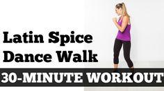 30 minutos de Passos de Dança para Emagrecer!, inclui simples passos de dança mais curta, simulando os movimentos do andar.É um treino de 30 minutos de intensidade moderada e intensa, com o ojectivo de acelerar o metabolismo, queimar calorias e emagrecer.
