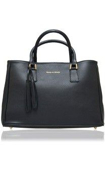 The Lauren tote in black, £225