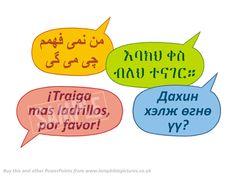Confused languages!