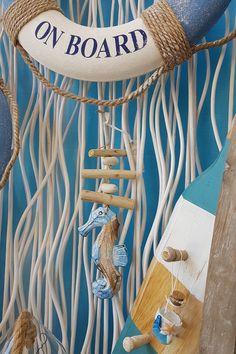 Ξύλινη θαλασσινή γιρλάντα με μπλε ιππόκαμπο  #summerdecoration #DIYdecoration #DIYsummer_decoration #καλοκαιρινη_διακοσμηση #barkasgr #barkas #afoibarka #μπαρκας #αφοιμπαρκα #imaginecreategr