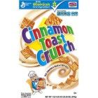 General Mills, Cinnamon Toast Crunch Cereal, 20.25oz Box (Pack of 4)