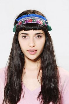 Embellished Festival Headwrap Online Only