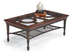 Flexsteel Furniture: Occasional Tables: HathawayRectangular Cocktail Table (6612-031)