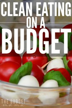 It's no secret that my family does our best eat clean and live life by a budget, but is clean eating on a budget possible? Yes. This is how we make it work with our all-cash grocery budget.
