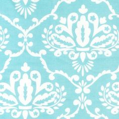 One of the prettiest damask patterns! Would love on my guest bed! Nursery Fabric, Nursery Decor, Toddler Rooms, Kids Rooms, Crib Bedding Sets, Comforter, Old Room, Thing 1, Guest Bed