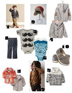 Honeysuckle: dressing baby boy  *When I have a baby boy I will sooo dress him like this :-) CUTE