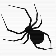 free spiders clipart free clipart images graphics animated gifs rh pinterest com free clipart spider web free halloween spider clipart