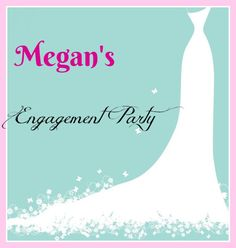 Engagement Party Sugar Cookie Favors-Thank by NeverGrowUpBakery