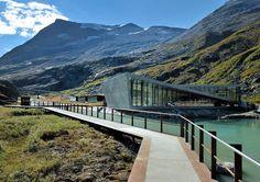 Trollstigen National Tourist Route, Møre and Romsdal, 2012 - Reiulf Ramstad Arkitekter