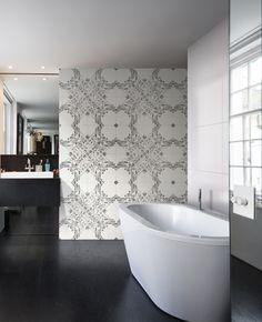 La nuova collezione di piastrelle interamente decorate a mano. Design by Marcel Wanders