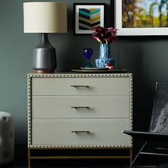 Small enough to be a night table in master bedroom?