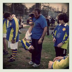 placcaggio irregolare....  #autism #autismo #autismoadulti #rugby
