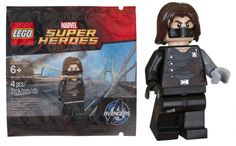I will find you, you will be mine. Winter Soldier.