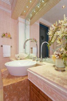 Versace Home - tiles & bathroom accessories