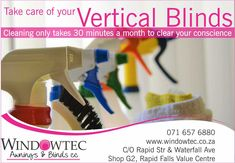 Windowtec sells interior blinds, exterior blinds, fabric awnings & shutters in Nelspruit, Mpumalanga. We are a Luxaflex® Gallery Store located at Riverside Industrial Park, Nelspruit. Exterior Blinds, Patio Windows, Types Of Blinds, Pet Carpet Cleaners, Fabric Awning, Horizontal Blinds, Cleaning Blinds, Make Design, Decorating Blogs