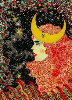 """Paloma's Song"" by Daria Hlazatova"