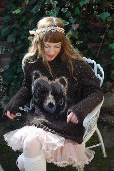 NobleKnits.com - SALE! Tiny Owl Knits Oh My Bear Sweater Kniting Pattern, $2.99 (http://www.nobleknits.com/sale-tiny-owl-knits-oh-my-bear-sweater-kniting-pattern/)