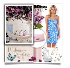 """""""Summer Songs..Miss Holly"""" by melissa-de-souza ❤ liked on Polyvore"""