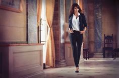 We are thrilled to announce the beautiful Helena Christensen as the star of our new #NYDJ fall ad campaign!