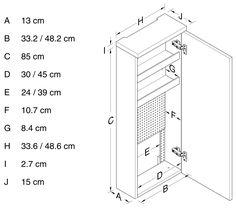 Das Tiny Sideboard ist praktischer, kleiner Telefonschrank.Es bietet die Möglichkeit den Kabelsalat und Technikkram rund um die Telefonsteckdose ineinem eleganten und unauffälligenMöbel unterzubringen.WLan-Router, Splitter, Steckerleisten, Ladegeräte, und Kabel können darin verschwinden. Zum Aufladen können Sie Ihr Mobiltelefonauf die Ablagefläche aus Eichenholz oder in die Innenfächer ...