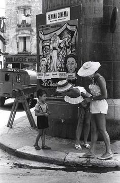 Arles, Fransa 1959