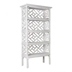 THE WELL APPOINTED HOUSE - Luxury Home Decor- Chinese Chippendale Etagere