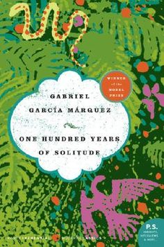 Gabriel Garcia Marquez - One Hundred Years of Solitude (Un veac de singuratate) I Love Books, Great Books, Books To Read, My Books, Book Writer, Book Tv, Book Authors, Hundred Years Of Solitude, One Hundred Years