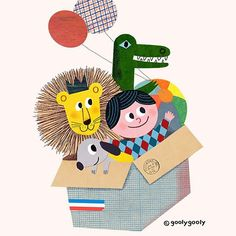 굴리굴리일러스트 #goolygooly #굴리굴리 #drawing #illust #illustrator #illustration#childrensbooks #childrenillustration