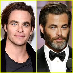 Chris Pine Shaves His Scruffy Beard Off, Looks Like a New Man!