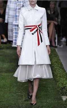 Thom Browne Look 24 on Moda Operandi