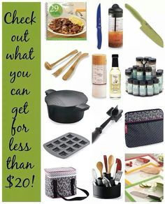 Going to a pampered chef party does not require that you spend all of your money.