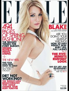 ELLE is the international fashion magazine for sophisticated, independent women with a strong sense of personal style. The hottest designers. The latest fashions on the street and on the runways. Plus the beauty, health and fitness finds to keep you glowing.