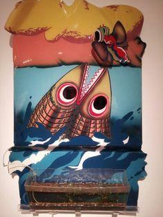 """Hábitat para un pez "" Luis Fernando Benedit 1968"