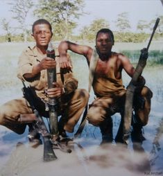 West Africa, South Africa, Military Gear, Military Weapons, Once Were Warriors, Defence Force, Special Forces, World War I, Armed Forces