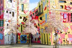 From the historical towns of Goslar and Wernigerode to the magical landscapes of the Harz Mountains and Lüneburg Heath here's our pick of the best day trips from Hanover. Jig Saw, One Day Trip, Day Trips, Pink Street, Street Art, Escher Drawings, James Rizzi, Terracotta Plant Pots, Places In England