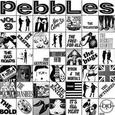 #nowspinning Pebbles Vol 9. We love this volume here at WD HQ! Probly The…