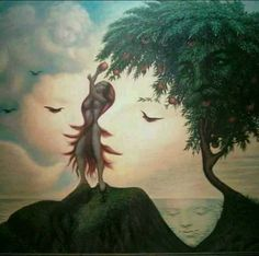 This is a fascinating picture. How many different faces can you see in it? www.facebook.com/irishjimmarketing