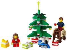 Lego Set 40058-1 Decorating the Tree