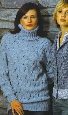 Thick Sweaters, Turtle Neck, Fashion, Moda, Fashion Styles, Fashion Illustrations