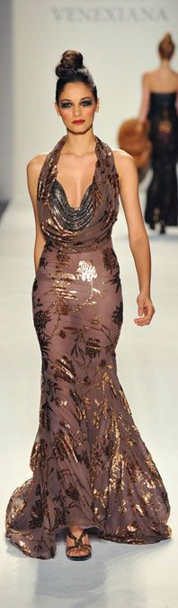 ❈ Venexiana 2012 ❈#dresses#womendresses#runwaydresses#partydresses#weddingdresses#sparklydresses#longdresses